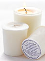 Lavender 16 Hour Soy Votive Candle