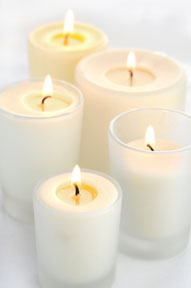 Pure Soy Aromatherapy Candles