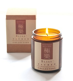 Bliss - Sacred Collection Soy Candle