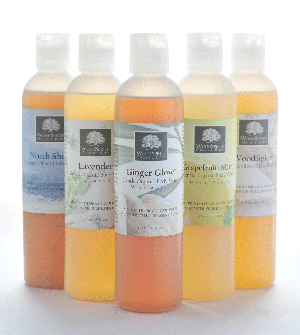 Gentle Organic Olive Oil Body Wash