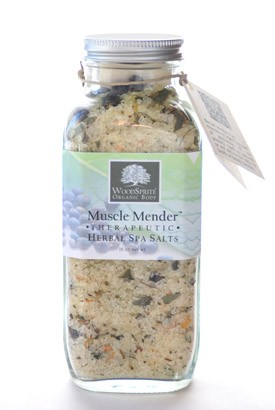 Muscle Mender Therapeutic Herbal Spa Salts