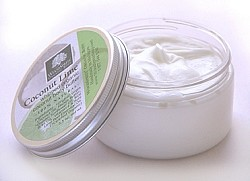 Coconut Lime Whipped Organic Butter