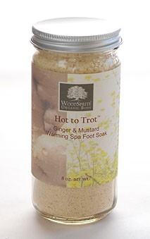 Hot to Trot Spa Foot Soak