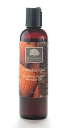 Pumpkin Chai Organic Massage Oil