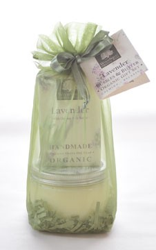 Bubbles & Buttter Gift Set in Calming Lavender