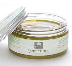Lemon Verbena Organic Sugar Polish