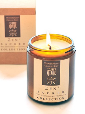 Zen - Sacred Collection Soy Candle